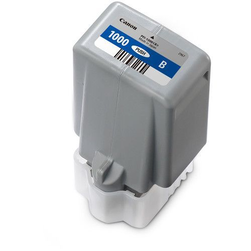 Canon PRO-1000 Blue 80ml Ink Cartridge 80ml -Canon 0550C001 Ink