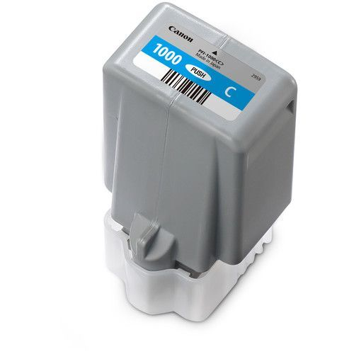 Canon PRO-1000 Cyan Ink Cartridge 80ml - Canon 0553C001 Ink
