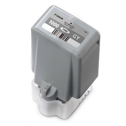 Canon PRO-1000 Grey 80ml Ink Cartridge 80ml - Canon 0547C001 Ink