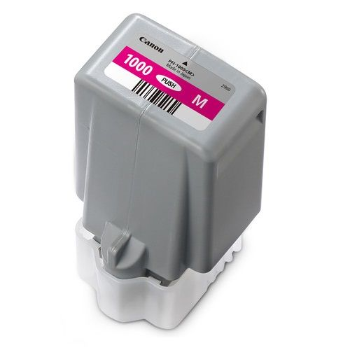 Canon PRO-1000 Magenta 80ml Ink Cartridge 80ml -Canon 0551C001 Ink