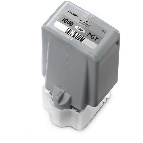 Canon PRO-1000 Photo Grey Ink Cartridge 80ml - Canon 0548C001 Ink