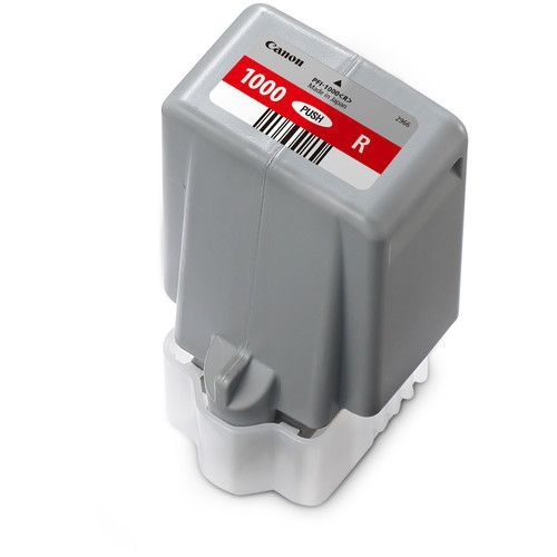 Canon PRO-1000 Red 80ml Ink Cartridge 80ml - Canon 0549C001 Ink