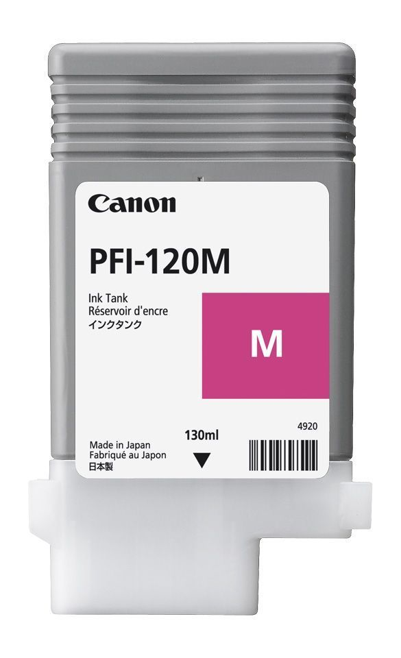 Canon tm-300 Magenta Ink Cartridge / Canon PFI-120m (160ml) Magenta Ink Cartridges