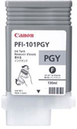 Canon iPF5000 Photo Grey Ink Cartridge - Genuine Canon PFI-101PGY Ink  - 0893B001AA