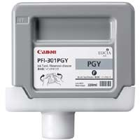 Canon iPF8400 Photo Grey Ink Cartridge - Genuine Canon PFI-306PGY - 6667B001AA