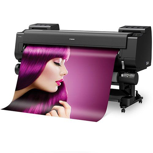 The Canon PRO-6000s printer is the perfect choice for retail and production prints